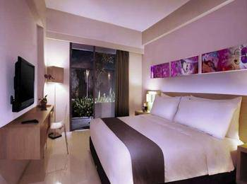 Berry Hotel Legian - Pool Berry Room Regular Plan