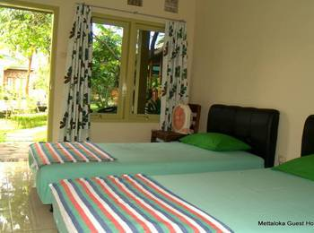 Mettaloka Guest House Magelang - Standard with fan Room Only Save 40%