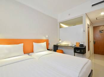 TreePark Hotel Banjarmasin - Superior Twin Room Regular Plan