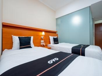 OYO 2432 Malioboro Upy Best Prime Yogyakarta - Deluxe Twin Room Regular Plan