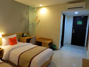 Gandasari Hotel Bandung - Standard Double Bed Room Only Great Deal