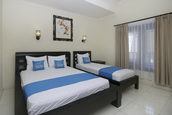 Airy Eco Denpasar Selatan Mertasari 59 Bali - Superior Balkon Double Room Only Regular Plan