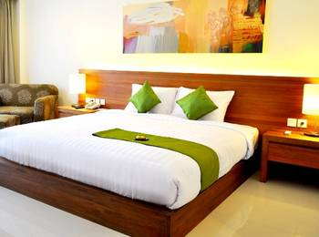 Taksu Sanur Hotel Bali - Junior Suite Room Save 50%