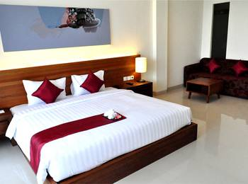 Taksu Sanur Hotel Bali - Junior Pool View Suite Room Last Minutes 26%