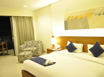 Taksu Sanur Hotel Bali - Kamar Junior Suite Tanpa Sarapan  RO Mar-Jun 2017