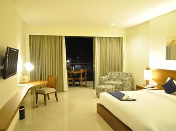 Taksu Sanur Hotel Bali - Junior Suite Pemandangan Kolam tanpa sarapan RO Mar-Jun 2017
