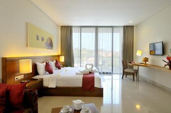 Taksu Sanur Hotel Bali - Junior Suite Room Regular Plan