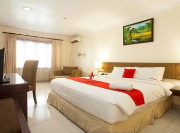 RedDoorz Premium @ Raya Nginden Surabaya - RedDoorz Executive double or twin Last Minute