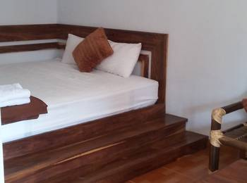 Amazon Bungalow & Cottages Pangandaran - Cozy Double Bed Room Regular Plan
