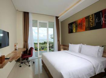Mahogany Hotel Bali - Deluxe Room With Bay View Room Only Promo 45% (NON REFUNDABLE)