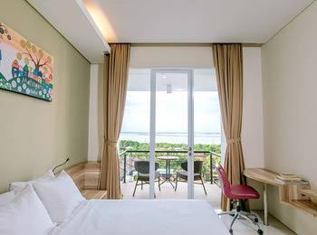 Mahogany Hotel Bali - Deluxe Room Bay View With Breakfast Minimum Stay 3 Night Saty 48%