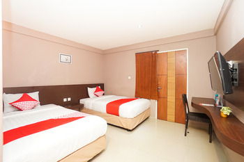 OYO 255 98 Residence Surabaya - Standard Twin Pegi Pegi special promotion