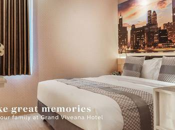Grand Viveana Hotel Bandung - Deluxe Double Room Only Regular Plan