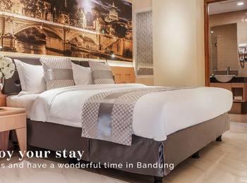 Grand Viveana Hotel Bandung - Grand Suite Room #WIDIH - Pegipegi Promotion