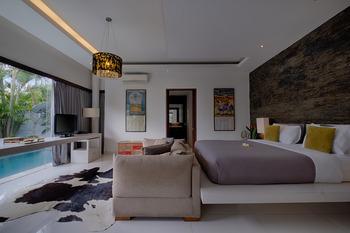 Kutus Kutus Canggu Villa Bali - One Bedroom Private Pool Villa Last Minute Deal 45%