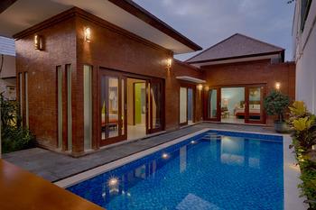 Kutus Kutus Canggu Villa Bali - Two Bedroom Private Pool Villa Last Minute Deal 45%