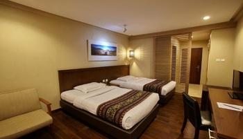 Jiwa Jawa Resort Bromo Probolinggo - Deluxe Twin Room Regular Plan