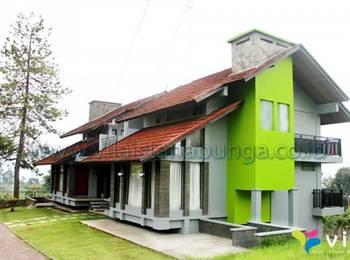 Villa Delisha Istana Bunga - Lembang Bandung