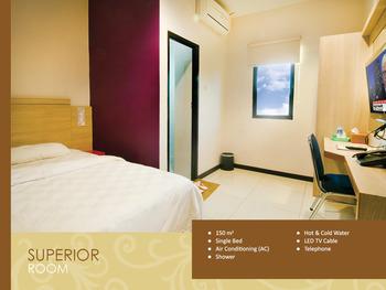 Hotel Borneo Pontianak - Superior Room Only Regular Plan