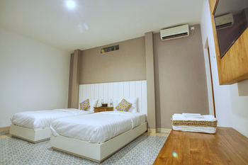 Arkananta Villa Yogyakarta - Superior Twin Room  Regular Plan