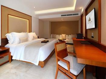 The Bandha Hotel & Suites Bali - Deluxe Room Hot Deal 5%