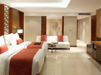 The Bandha Hotel & Suites Bali - Junior Suite Room Hot Deal 5%