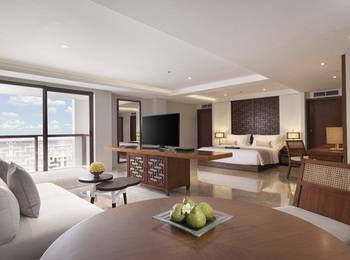 The Bandha Hotel & Suites Bali - Deluxe Suite with Spa Bath Flexible Rate Regular Plan