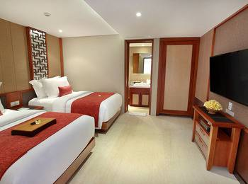 The Bandha Hotel & Suites Bali - Family Suite Flexible Rate Regular Plan