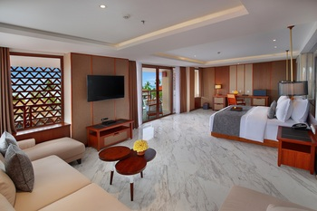 The Bandha Hotel & Suites Bali - Grand Suite Ocean View with Spa Bath Hot Deal 5%