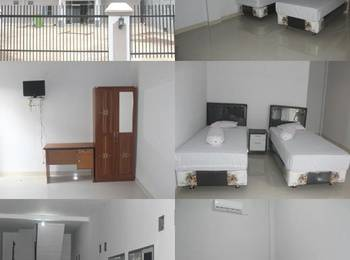 Losmen Al - Mukkaromah Palembang - Standard Twin Bed Regular Plan