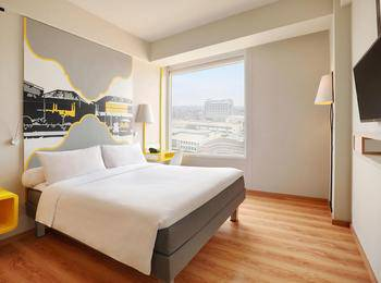 Ibis Styles Bandung Braga - Standard Queen / Twin Bed Regular Plan