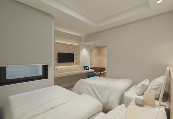 Eightin Jakarta Hotel Jakarta - Superior Twin Room Only Regular Plan