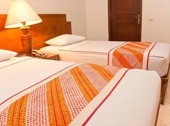 Hotel Utari Dago Bandung - Deluxe Twin Iftar