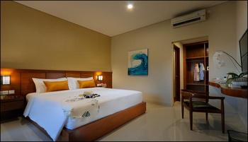 Singgah Hotel Seminyak Bali - Superior Double Room  Regular Plan