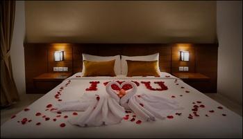 Singgah Hotel Seminyak Bali - Deluxe Double Room Regular Plan