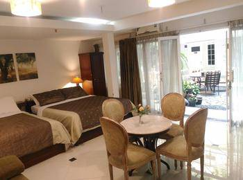 La Nostalgie Guest House Bandung - Family Room Regular Plan