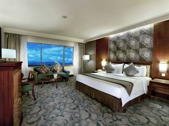 Aston Tropicana Bandung - Executive Room Breakfast Regular Plan