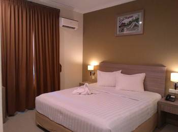Sun Hotel Pangkalpinang - Deluxe Double Room Regular Plan