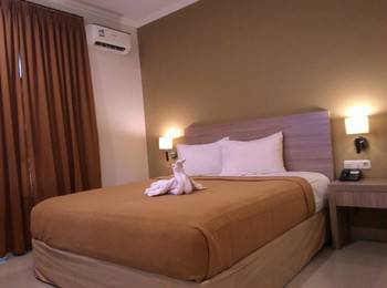 Sun Hotel Pangkalpinang - Superior Double Room Regular Plan