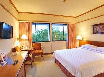 Elmi Hotel Surabaya - SUPERIOR TEMPAT TIDUR DOUBLE TIDAK TERMASUK MAKAN PAGI Promo PDKT