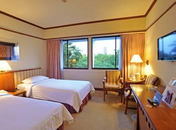 Elmi Hotel Surabaya - SUPERIOR TEMPAT TIDUR TWIN TIDAK TERMASUK MAKAN PAGI Promo PDKT