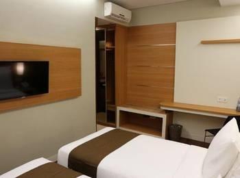 Citihub Hotel @ Abepura Papua Jayapura - Superior Twin Room Only Regular Plan