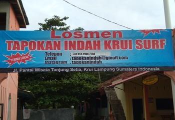 Tapokan Indah Krui Surf