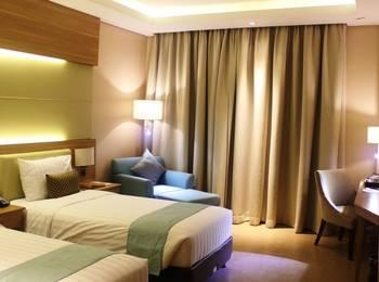 Sotis Hotel Kupang - Premier Twin Regular Plan