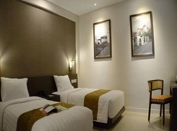 Ayola Tasneem Hotel & Convention Jogja - Superior Twin Room Only Regular Plan