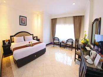 Hotel Sutomo Makassar - Deluxe Twin Room Only Regular Plan
