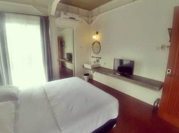 Hotel Bukit Juanda Bandung - Double Bed Standard 2nd Floor Room Only Regular Plan