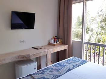 The Beach House Gili Lombok - Apartment with Garden View PegipegiYuk Promo
