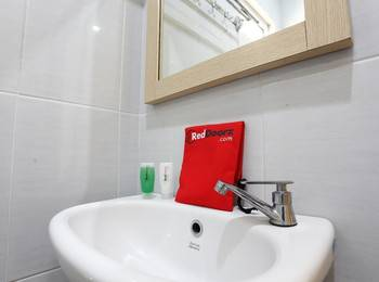 RedDoorz at Jakal Bawah 2 Pandega Siwi - RedDoorz Twin Room Regular Plan