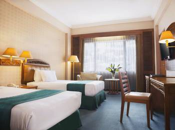 GQ Hotel Yogyakarta Yogyakarta - Deluxe Room Only Deal of the Day